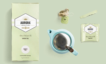 Aurora Green Tea