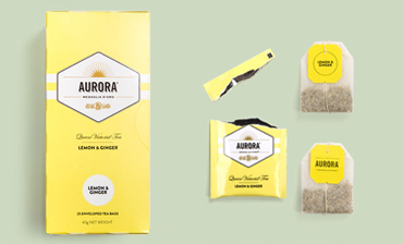 Aurora Lemon & Ginger