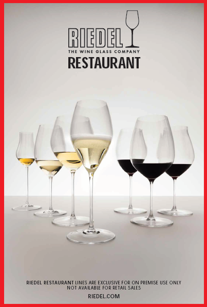 Riedel On-Premise for HoReCa