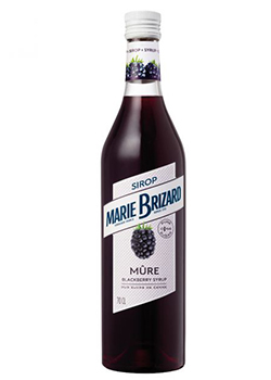 Marie Brizard Blackberry Syrup
