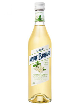 Marie Brizard Eldeflower Syrup