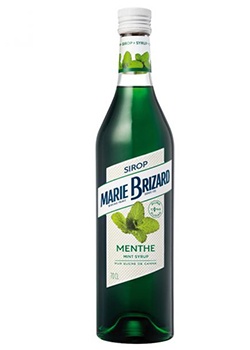 Marie Brizard Green Mint Syrup