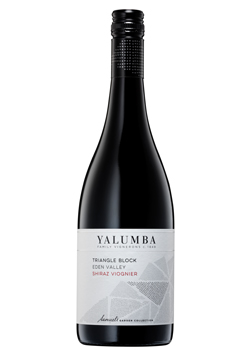 Yalumba: The Triangle Block Shiraz Viognier