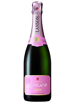 Lanson: Rose Label